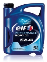 Масло моторное ELF PERFORMANCE TROPHY DX 15w40, 5л