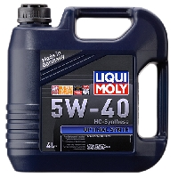 Liqui Moly масло моторное OPTIMAL SYNTH 5w-40, 4л