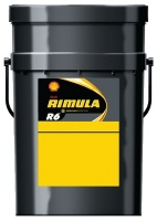 Масло моторное Shell Rimula R6 М 10W-40, 20л