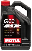 Масло моторное Motul Technosynthese 6100 synergie+ 10w-40 4л, 101491