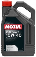Масло моторное Motul Technosynthese 2100 power+ 10w-40 4л, 100017