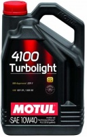 Масло моторное Motul Technosynthese 4100 turbolight 10w-40 4л, 100355
